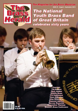 Brass Herald Issue 44 Front Cover