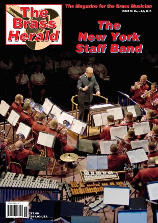Brass Herald Issue 58 Front Cover