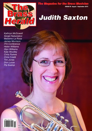 Brass Herald Cover - Issue 59