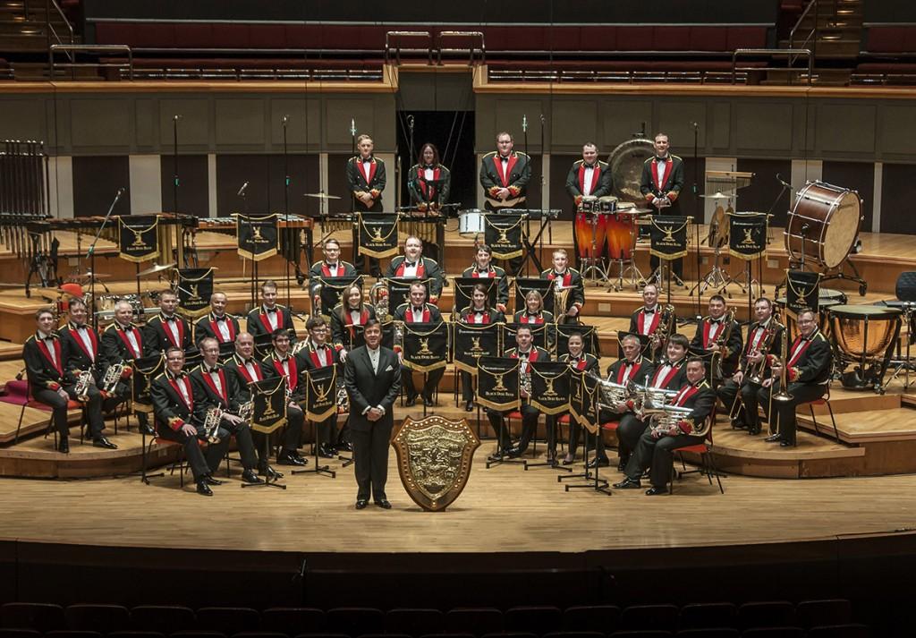 Black Dyke Full Band