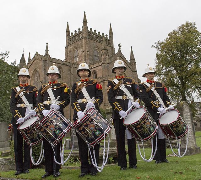 Band of HM Royal Marines Scotland